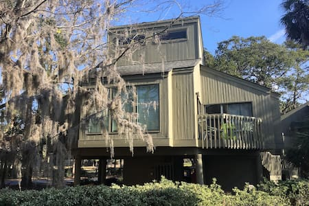 Beautiful Edisto , pet friendly, golfers dream - Edisto Island