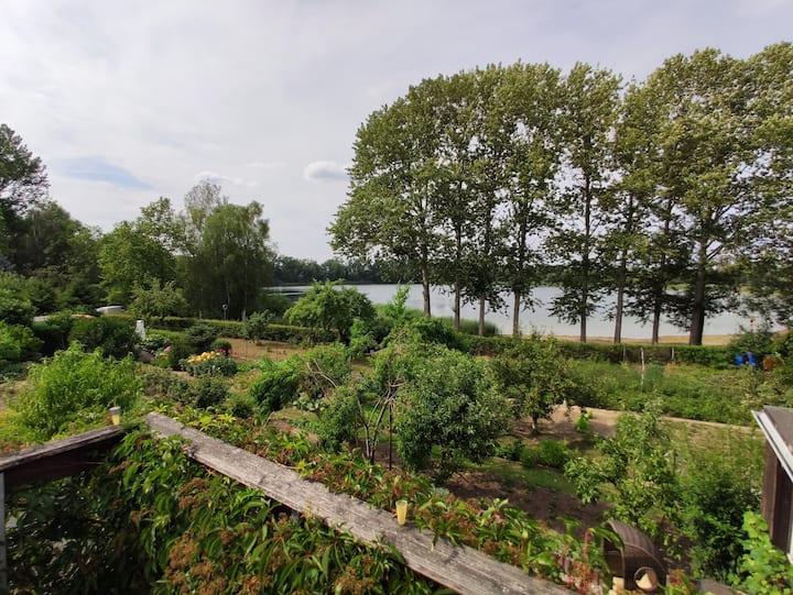Ferienwohnung direkt am Gantikower See