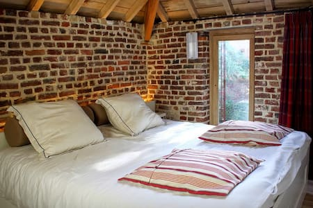 't Cartuyfel/appartement+koetsh. 9p - Sint-Truiden - Lägenhet