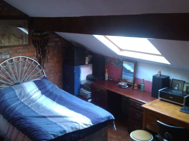3 Bed Mid Terrace House  with CH. - Radcliffe - House