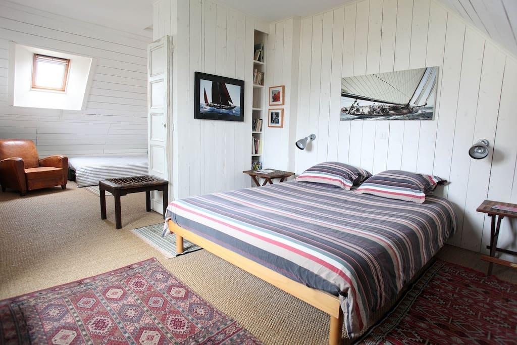 bed breakfast in bay of quiberon bed breakfasts zur miete in plouharnel bretagne frankreich. Black Bedroom Furniture Sets. Home Design Ideas