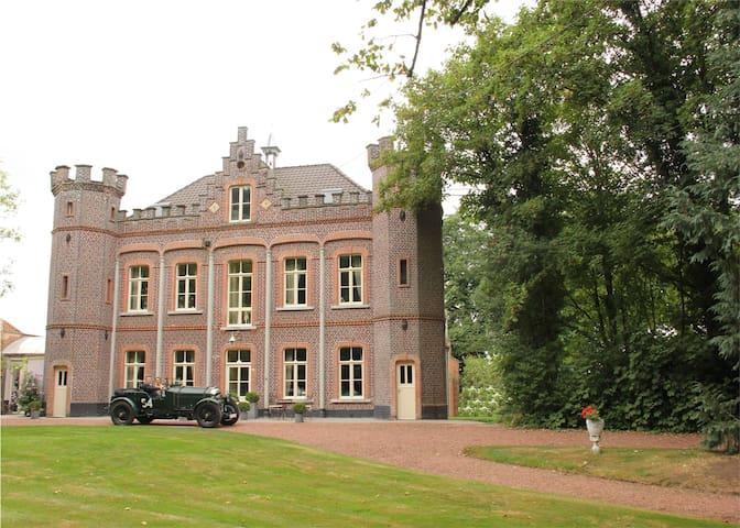 Castel 't Haantje near Bruges