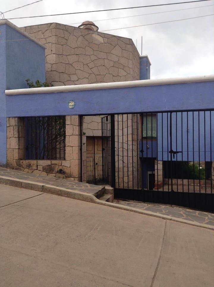 Casa de Piedra Guanajuato beautiful panoramic view