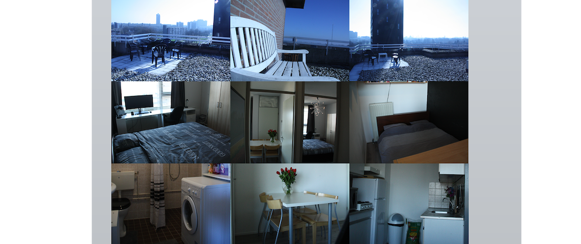 Penthouse near airport and center - Eindhoven - Apartamento