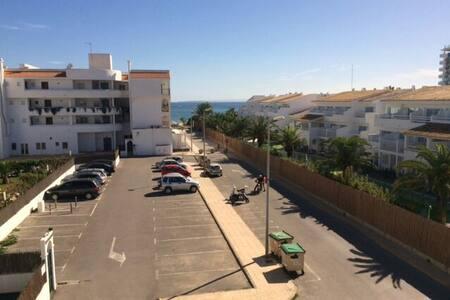 Playa den Bossa, 1 bedroom, seaview - San josep de sa Talaia, Ibiza - Apartamento