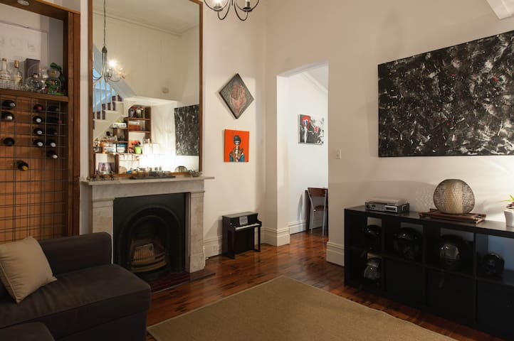 Lovely Terrace Room Close to City - Waterloo - House