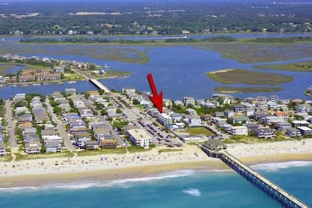 A Summer Place D1 - Wrightsville Beach - Appartement