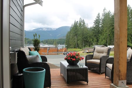Sproat Lake Oasis