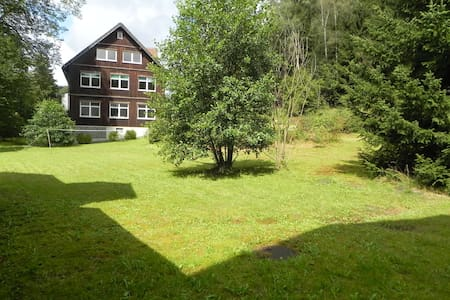 APARTMENT IN HARZ HOUSE (2 BEDRM) - Daire