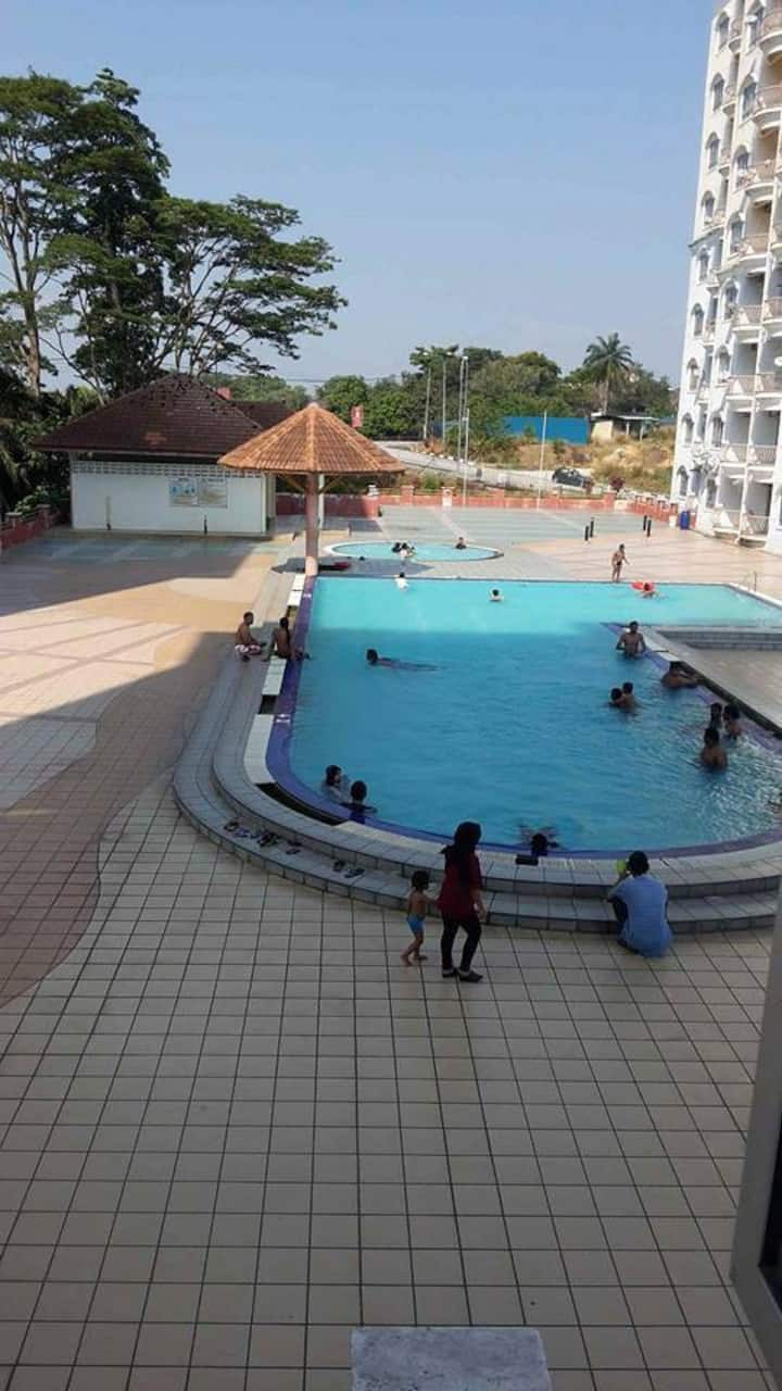 Sunshinebay Resort-Seaview side apt