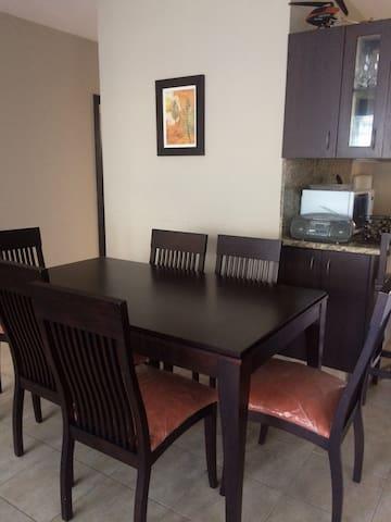 Departamento Familiar en Vista Centinela. - Santa Elena - Apartment