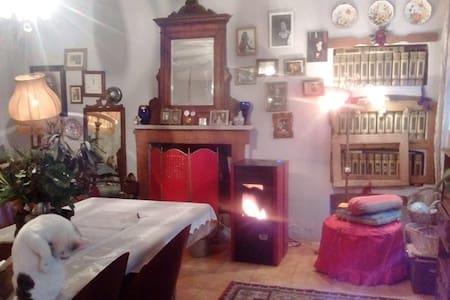 La casa di Chris - Rivarone Al - Rumah