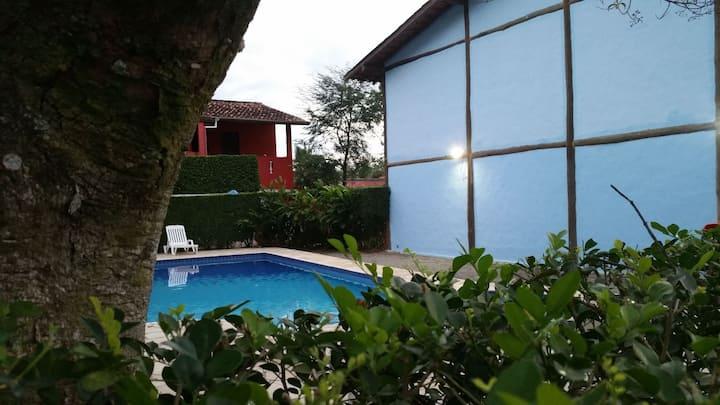 Casa em Maresias / condomínio fechado residencial