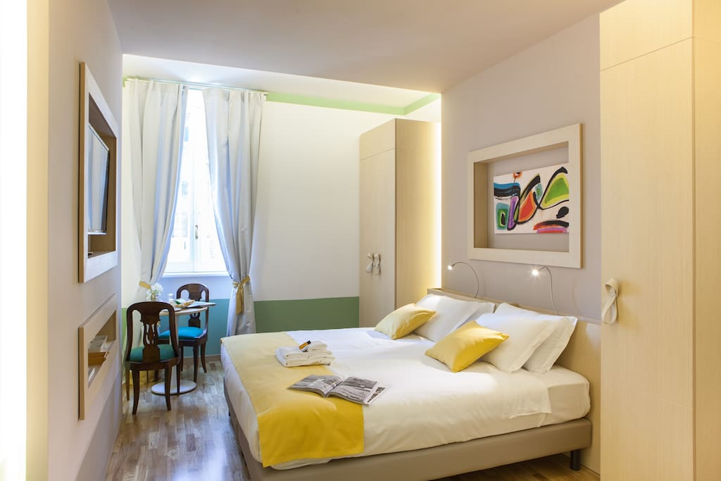 Grand Master Suites Bed Breakfasts For Rent In Roma