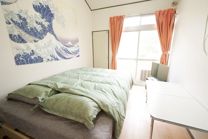 『NewOpen202』☆最大4人まで宿泊可能☆フリーWiFi完備