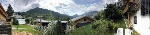Mountain Homestay (ATM only business travelers)