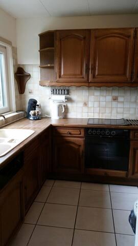 Huis fully furnished 4-6 persoons - Noordzijde 115 NOORDELOOS - Casa