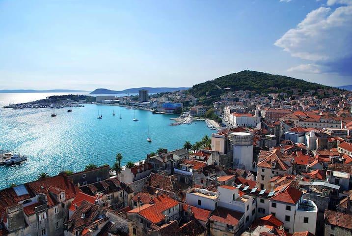 Split Apartment Center - Split, Croatia - Appartement