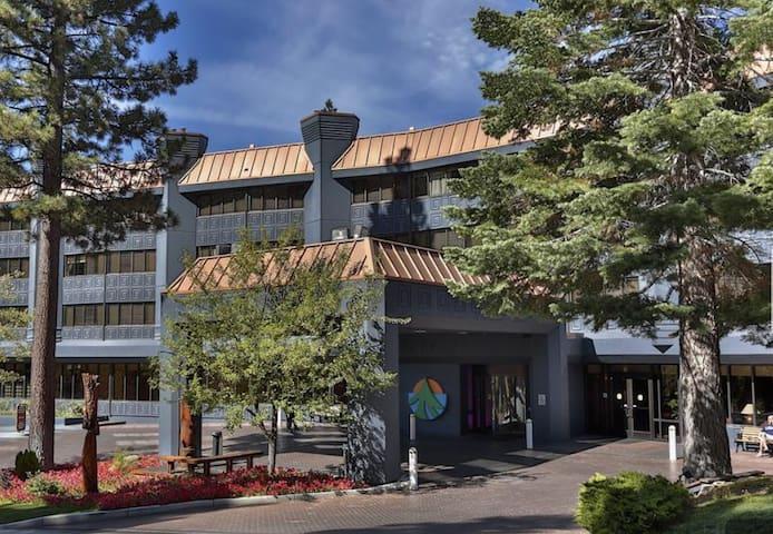 Tahoe Seasons Resort Holiday Family Getaway!