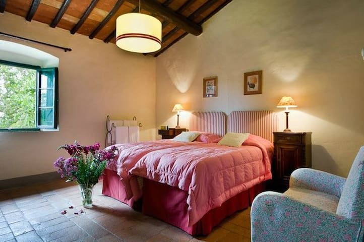 Bedroom Rosa