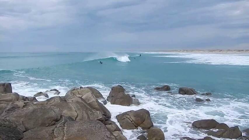 Bretonne de Standing Lumineuse  Calme Proche Surf - Plomeur - บ้าน