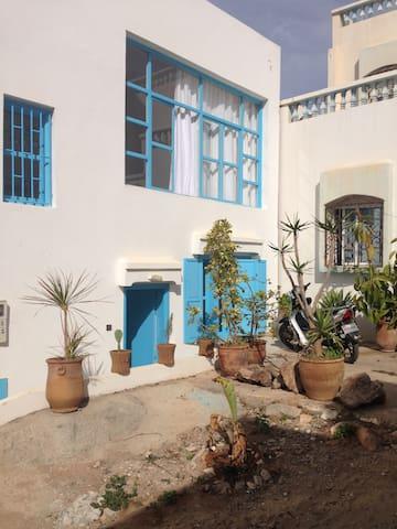 Charmantes Ferienhaus am Meer  - Tiznit