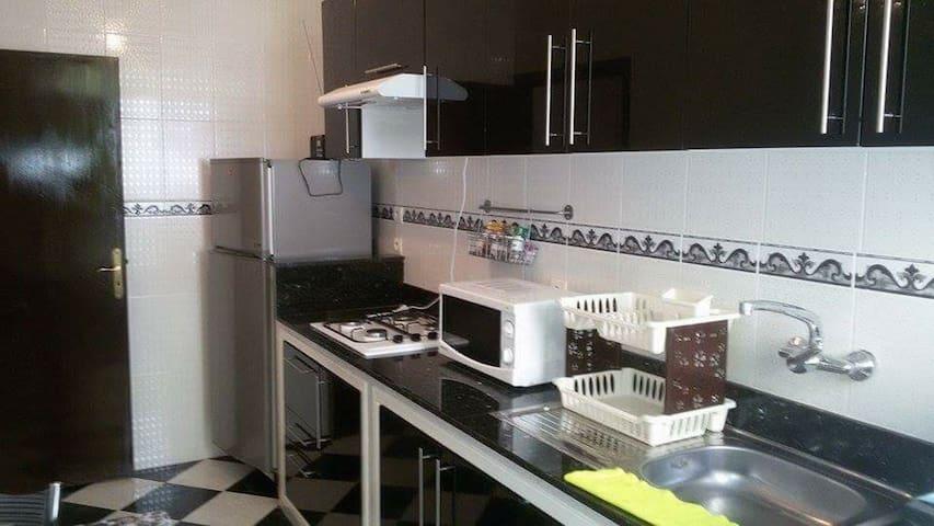 Appartement moderne  à coté du Marjane de Morora - Tanger