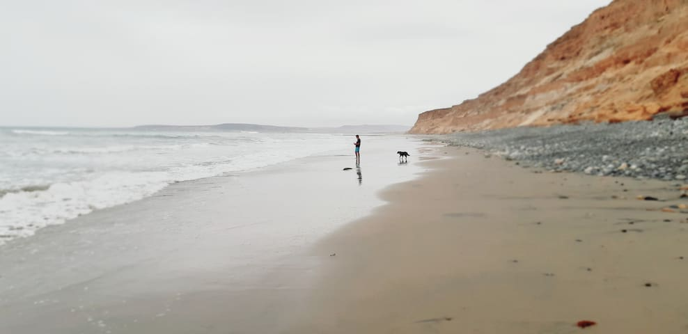 Fisherman? Perfect! Our 7 minutes walk beach is the spot for you. We can provide 2 fishing rods if you dont have you equipment.