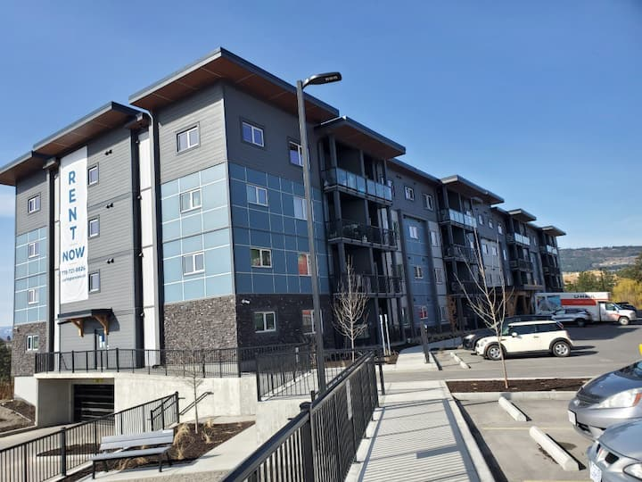 Condo at West Kelowna