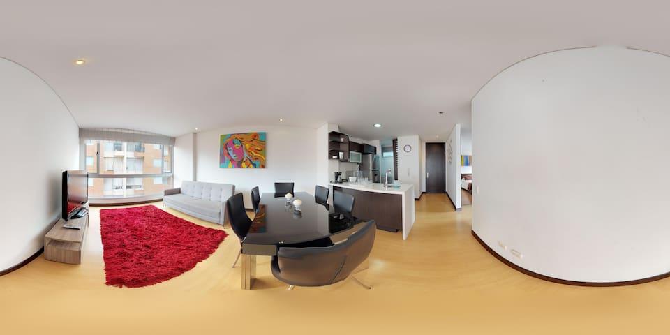 Apartamento 2BR-Luminous-LUXURY