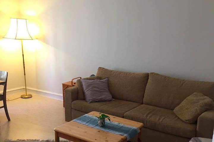 25 m2 room in the core of Drammen! - Drammen - Byt