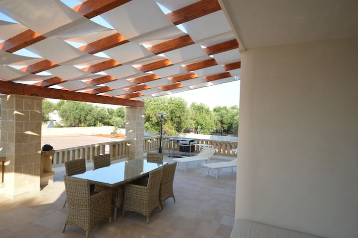 Villa Country chic nel Salento - Salve - Villa