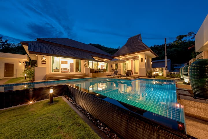 Beautiful house for rent in Hua Hin