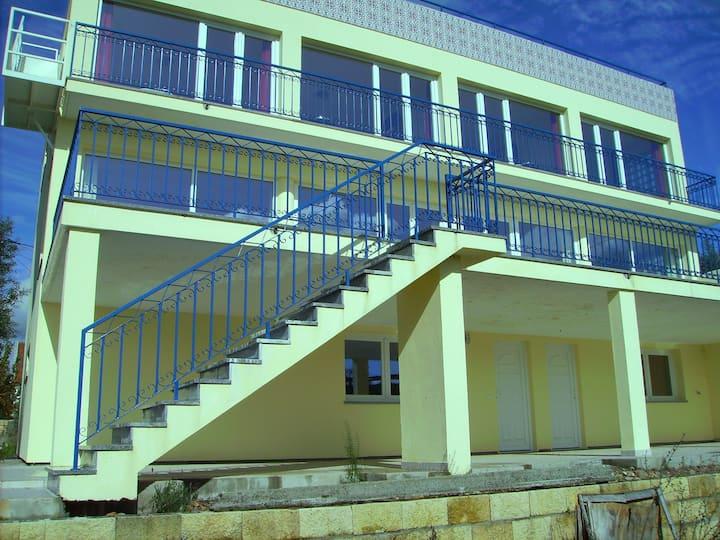 Nieuwbouw villa te Centraal-Portugal a.d.Taag