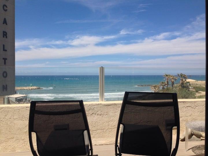 Dream Sea View Apt - The Perfect Getaway