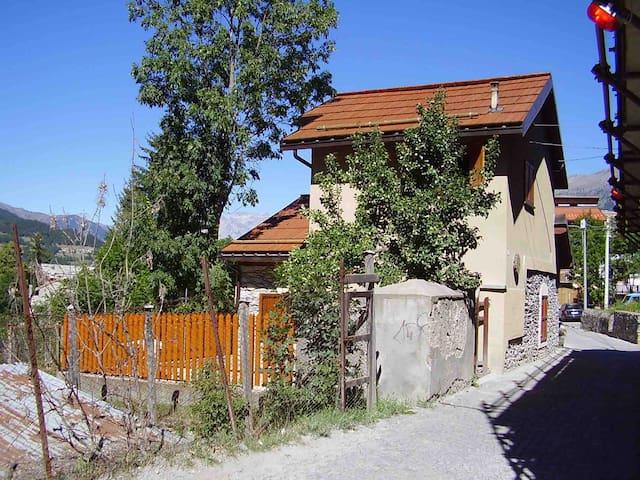 Casa del Ponte - Sauze - บ้าน