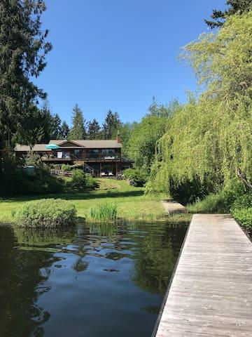 Shawnigan Lake House