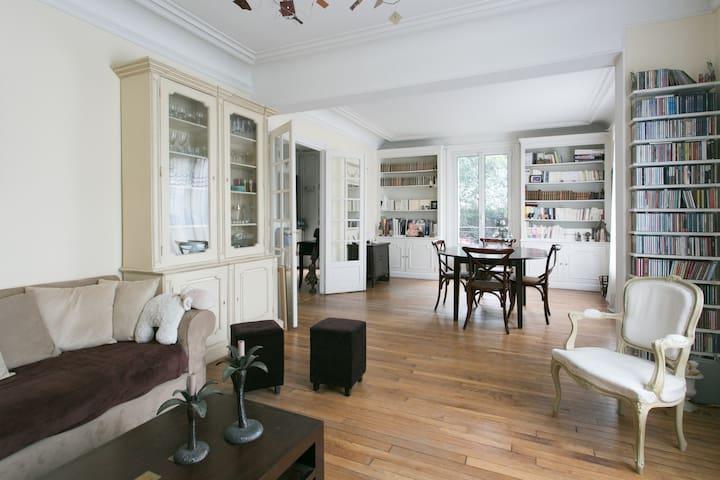 Beautiful house, close to Paris