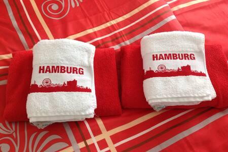 Wohnung in der Hafencity - Hamburg - Apartment