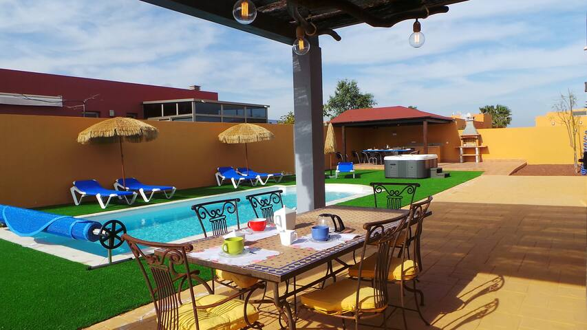 Luxury Villa at Golf Course