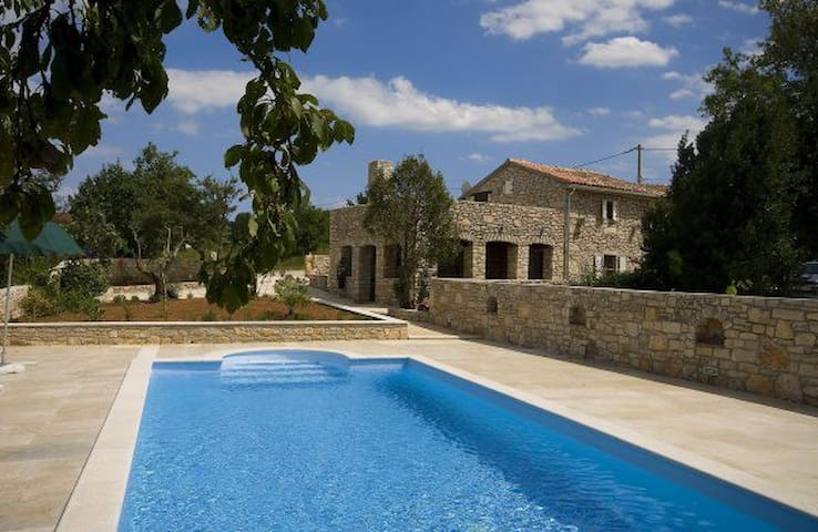 Villa with pool in Paradise - Labin - Maison