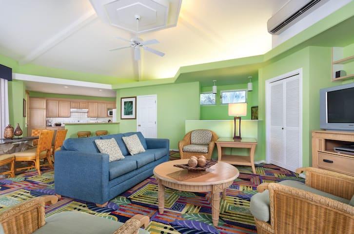 2 Bedroom Suite at Holua Resort (3)