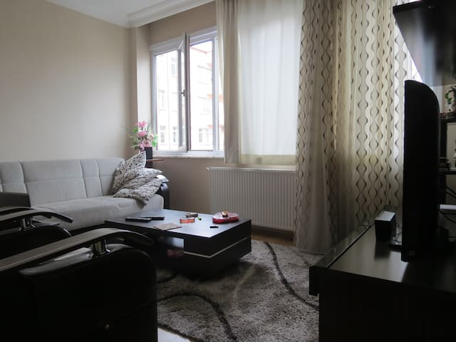 MOLLA GÜRANİ İN CENTER - Istanbul - Apartamento