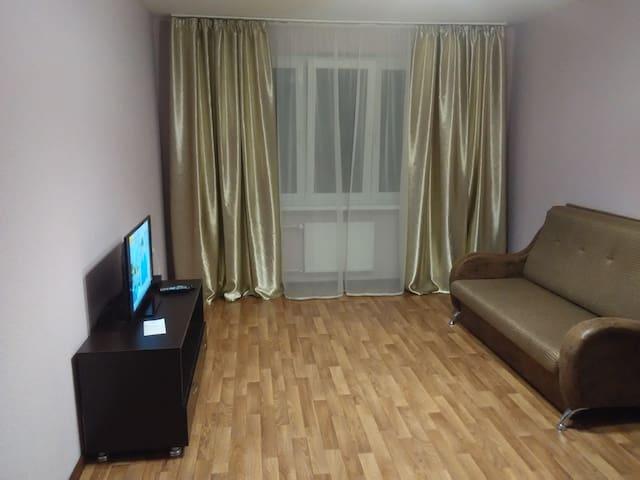 Посуточная аренда 1-комнатная квартира . - gorod Krasnodar - Appartement
