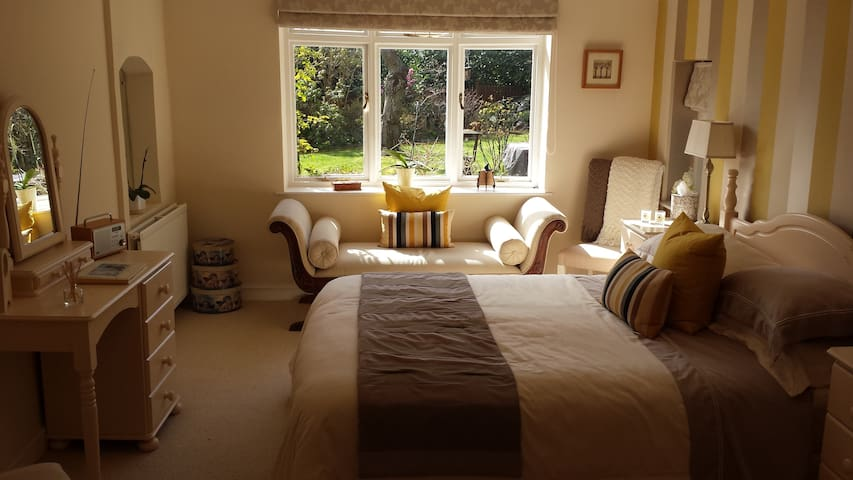 Lovely En-Suite Double Bedroom. - Ascot - Casa
