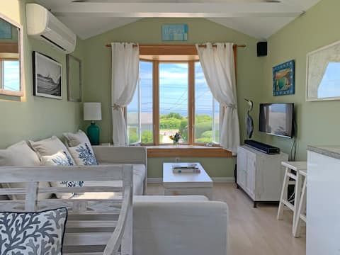 Private Beach Bungalow Steps from the Ocean with Ocean Views!