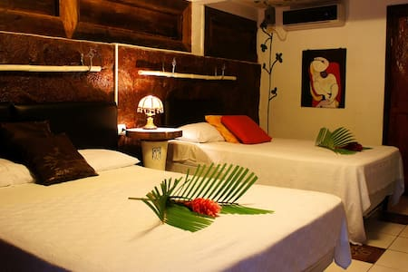 "Eco-Cabin ""Picasso"" - Santa Ana - Bed & Breakfast"