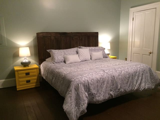 Downtown 1 Bedroom/1 Bathroom Luxury Apartment (A)