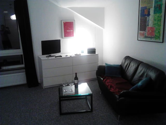 Apt. Bummelallee in TOP-Lage, WLAN - Bad Harzburg - Apartament