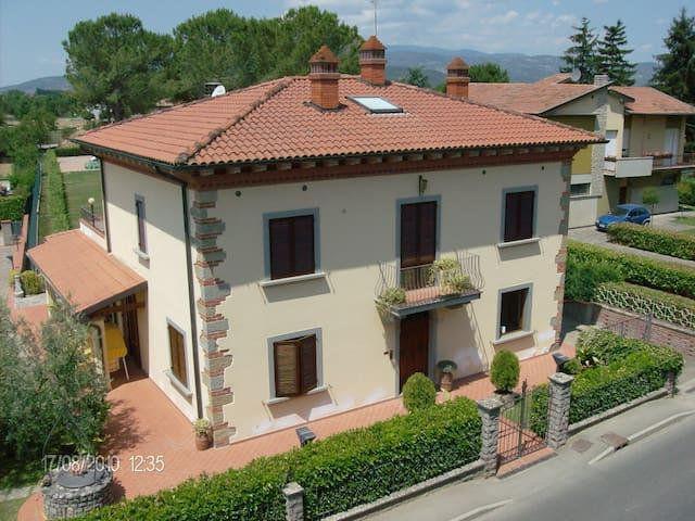 Tuscany Italian Homestay. - Arezzo - Byt